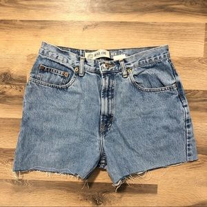 Vintage Gap Light Wash Shorts